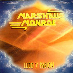 LYR 001 CD Marshall Monroe - Lujo y pasión