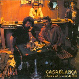 LYR 002 CD Casablanca - Rock n roll en el bar de Rick
