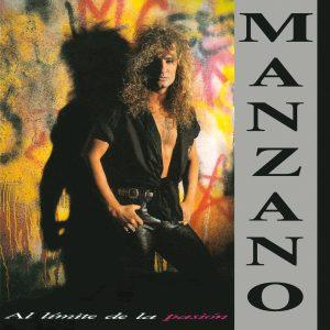 LYR 008 CD Manzano - Al limite de la pasion