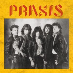 LYR 012 CD Praxis - Praxis