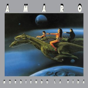 LYR 017 CD Amaro - Mordiendo la vida