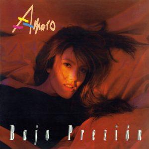 LYR 018 CD Amaro - Bajo presión