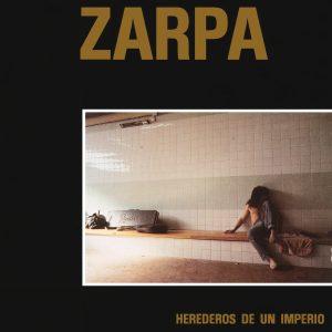 LYR 020 CD Zarpa - Herederos de un imperio