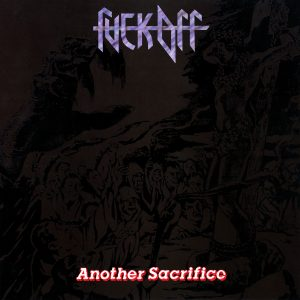 LYR 021 CD Fuck off - Another sacrifice