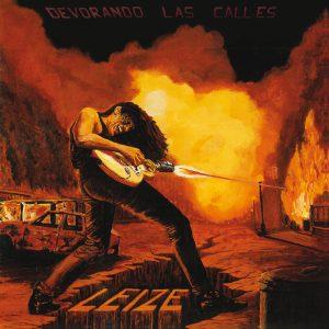 LYR 027 CD Leize - Devorando las calles