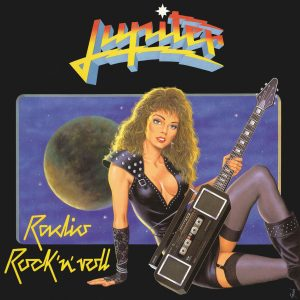 LYR 030 CD Jupiter - Radio rock n roll