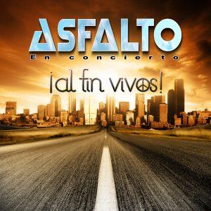 LYR B 004 Asfalto - Al fin vivos CD