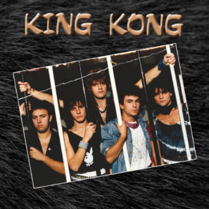 LYR 037 CD King Kong - King Kong