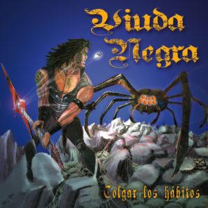 LYR 039 CD Viuda Negra - Colgar los hábitos